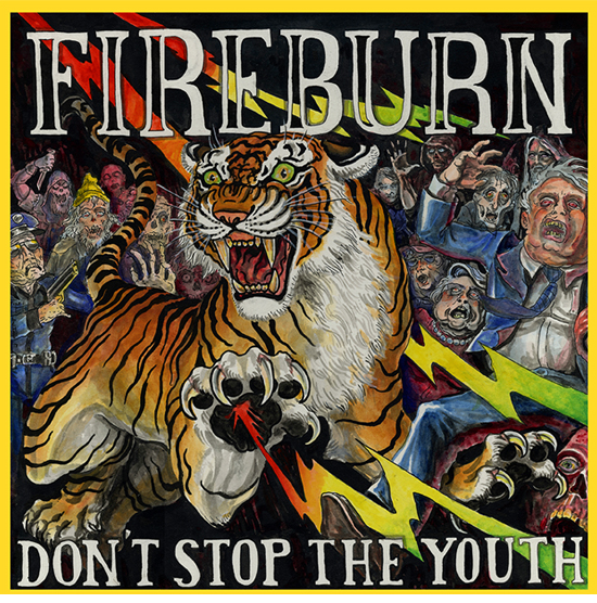 Fireburn 'Don't Stop The Youth'