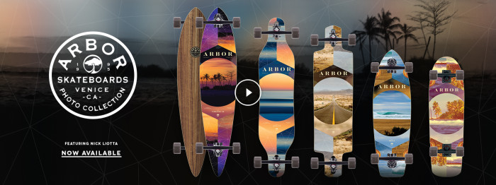 Arbor Skateboards: Destination Ditch