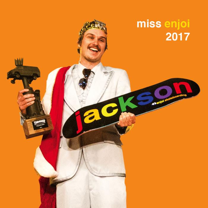 Jackson Pilz new Enjoi pro