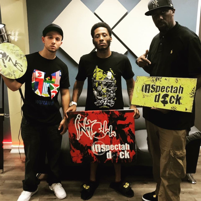 iNTeLL ft. Inspectah Deck – 'Word Of Mouth' prod. by Snowgoons