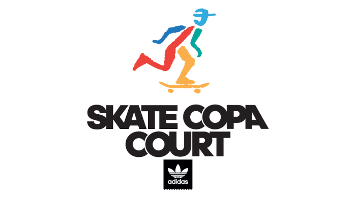 Skate Copa Court /// Europe