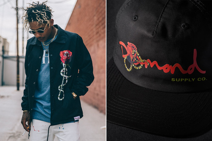 Diamond Supply Co. Misconception Capsule Collection