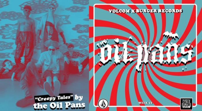 The Oil Pans 'Creepy Tales' | Volcom Cyber Singles Club