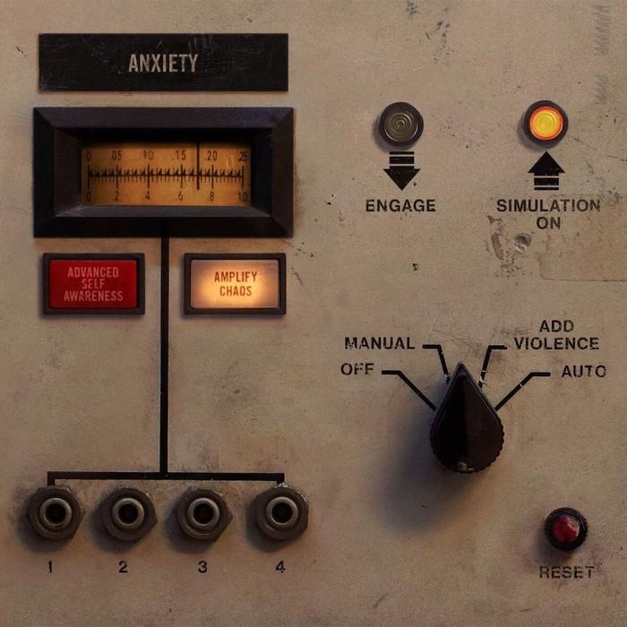 Nine Inch Nails 'Add Violence'
