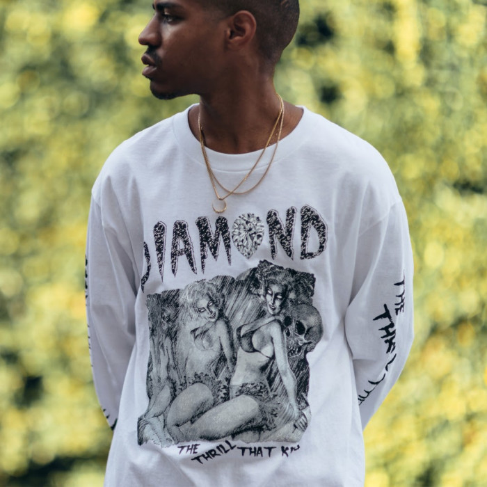 Diamond Supply Co. Fall tees and more, now available