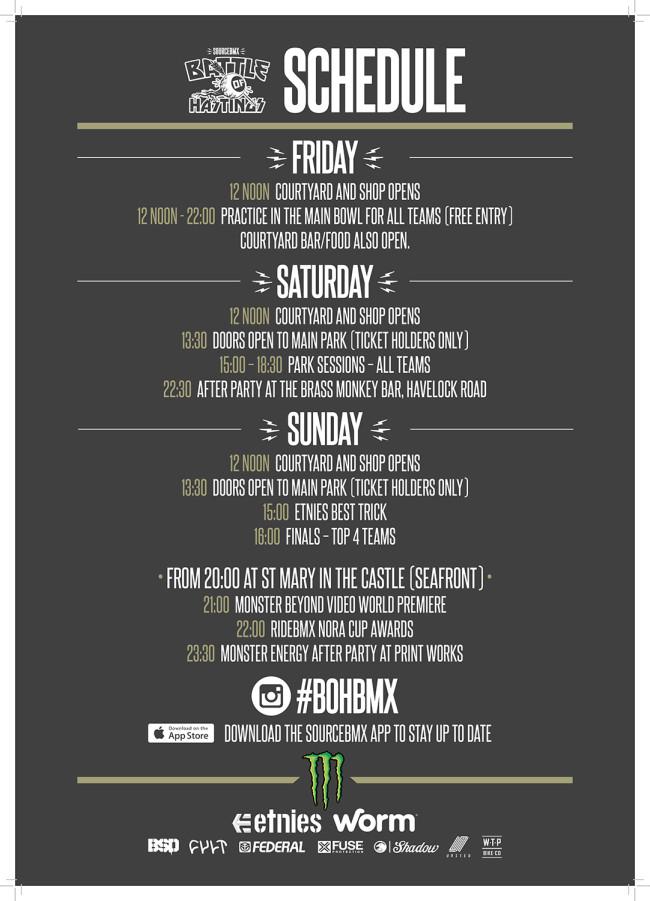 Schedule Poster.indd