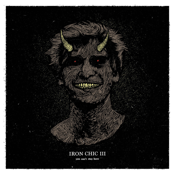 IRON CHIC NEW SINGLE 'MY BEST FRIEND (IS A NIHILIST)'