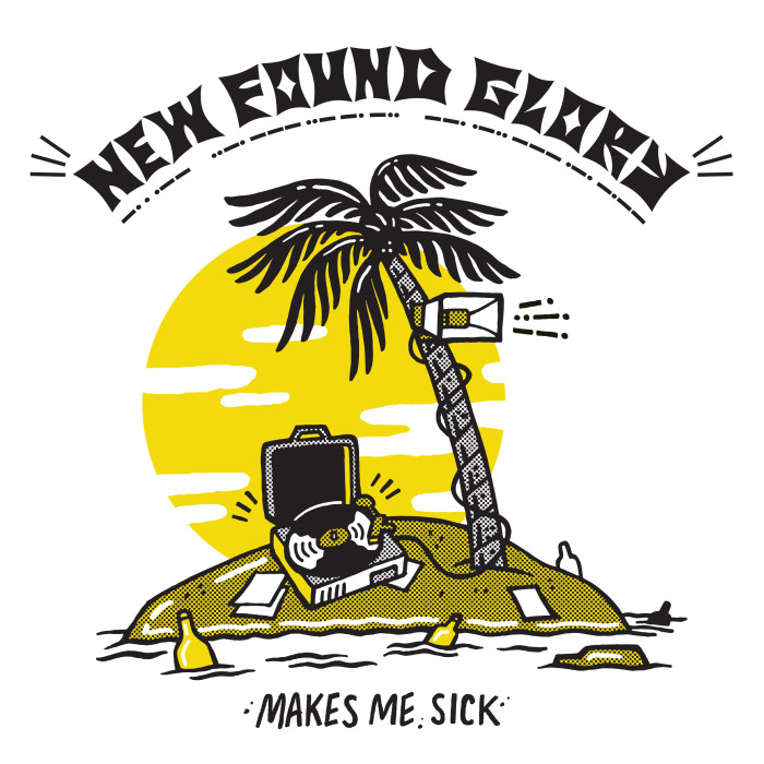 NEW FOUND GLORY PREMIERES NEW MUSIC VIDEO FOR 'THE SOUND OF TWO VOICES'