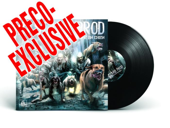Bastard Prod '100 Cmme Un Chien' vinyl