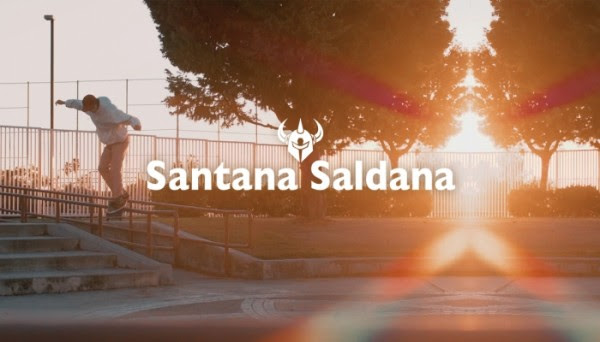 Darkstar Skateboards – Welcome Santana Saldana