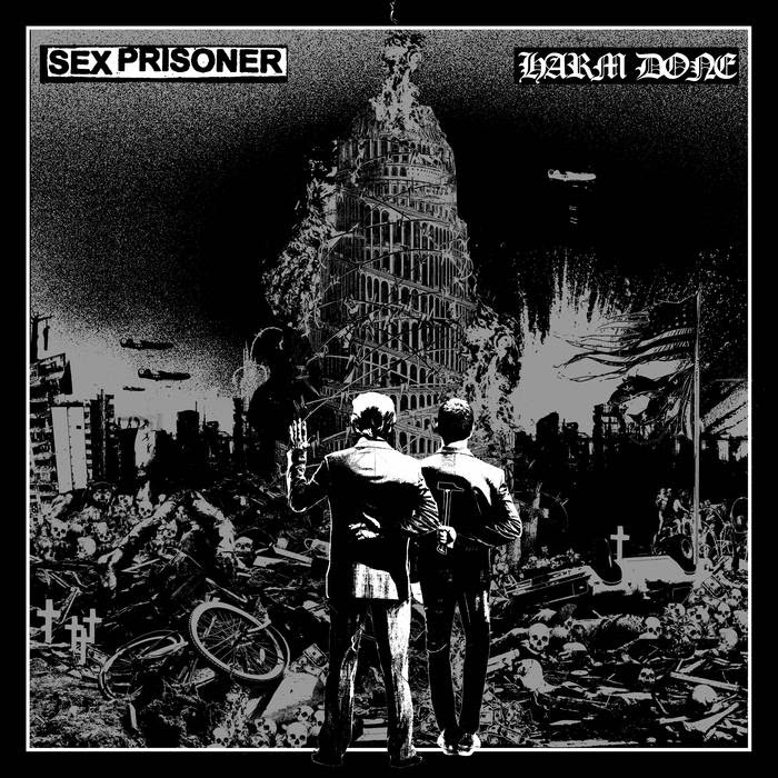 Straight & Alert: Sex Prisoner – Harm Done – Split 12″/Cd/Tape