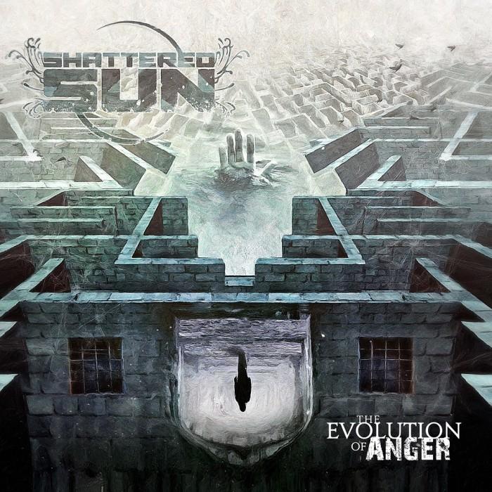 Shattered Sun 'The Evolution Of Anger'