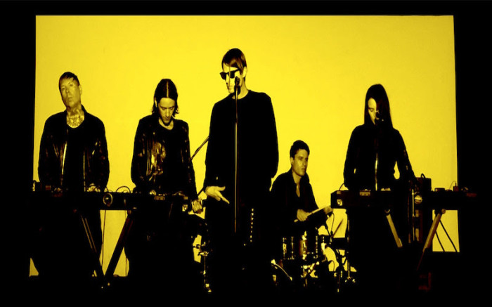 COLD CAVE RELEASE NEW SONG & MUSIC VIDEO FOR 'GLORY'