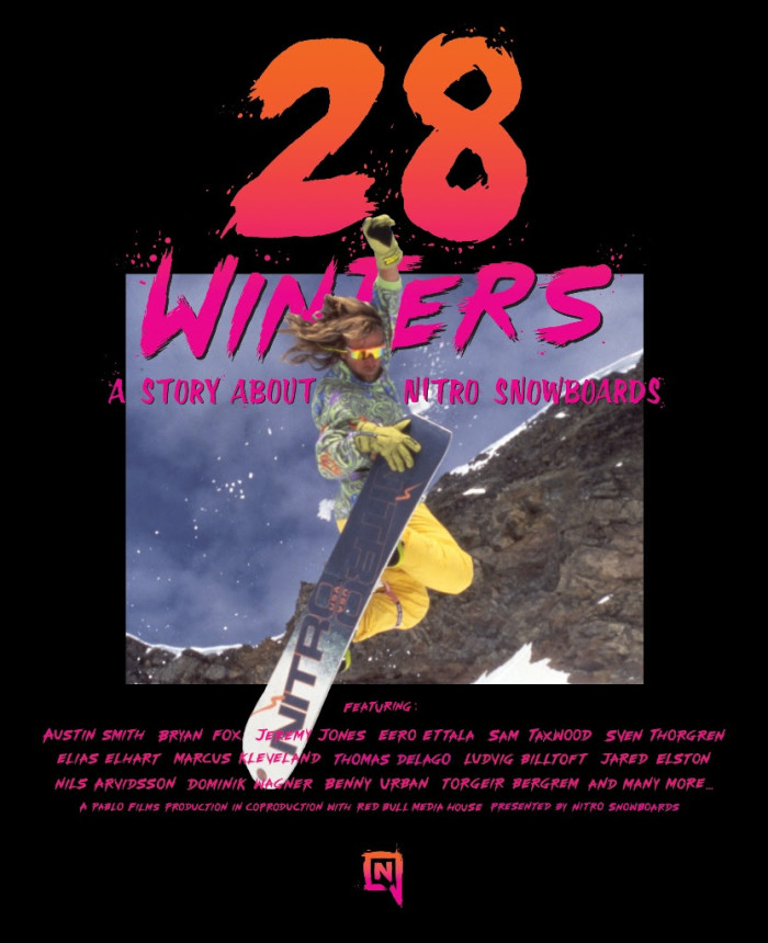 NITRO SNOWBOARDS PROUDLY PRESENTS THE MINI TEASER FOR '28 WINTERS'