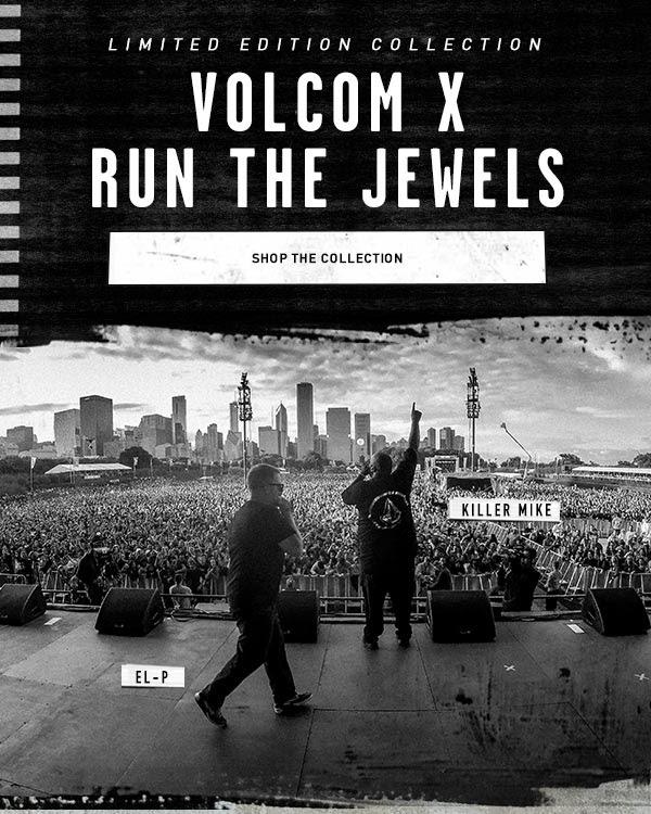 Volcom X Run The Jewels