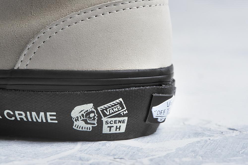 0726deec6872c6 Vans Pro Skate ArcAd unveils exclusive Pro Classics by Santa Cruz ...