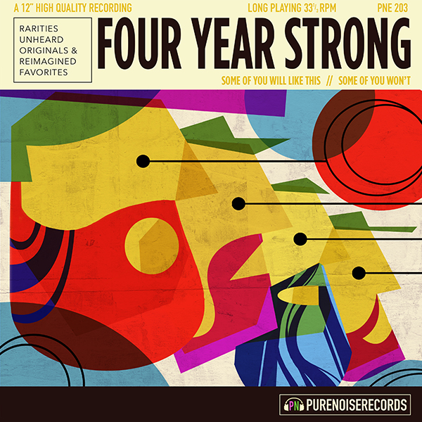 Four Year Strong 'Some Of You Will Like This, Some Of You Won't'