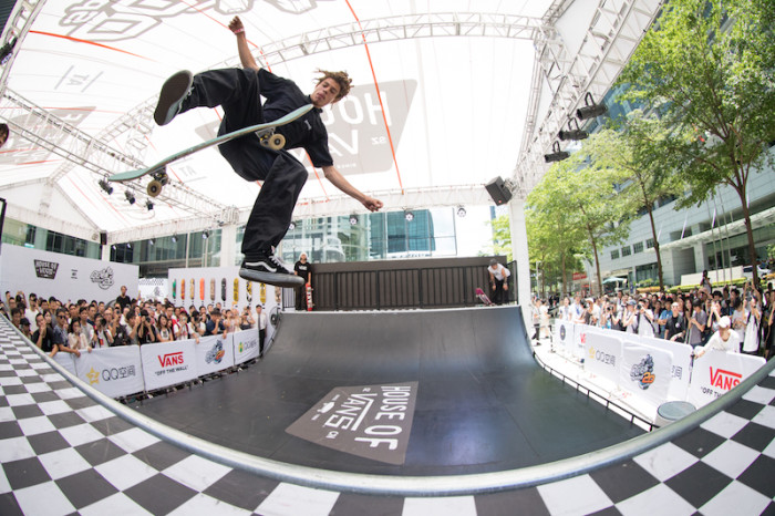 Vans debuts House of Vans Popup in Melbourne, Australia