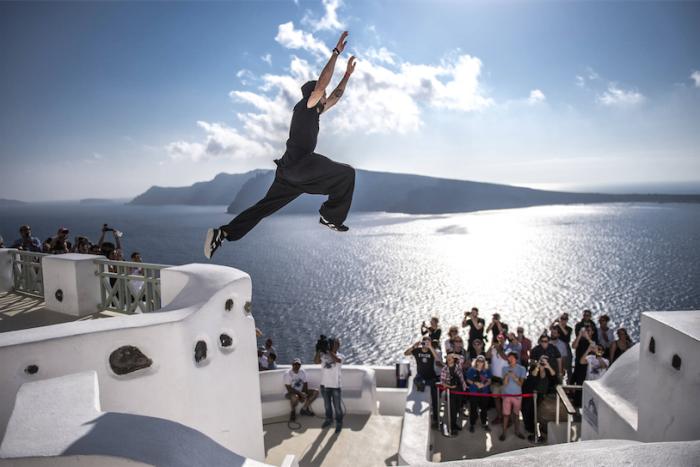 Highlight Clip: Red Bull Art of Motion 2017 – Santorini, Greece