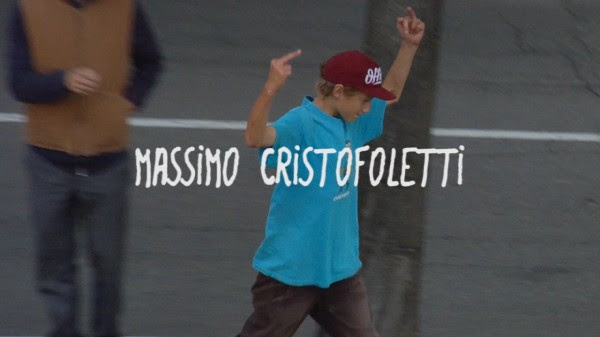 Massimo Cristofoletti – 'LA Skatecation' part