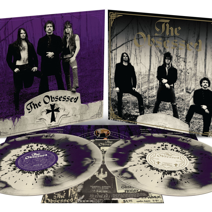 The Obsessed 'The Obsessed (Reissue)'