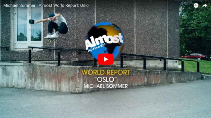 Michael Sommer Part | Almost World Report: Oslo
