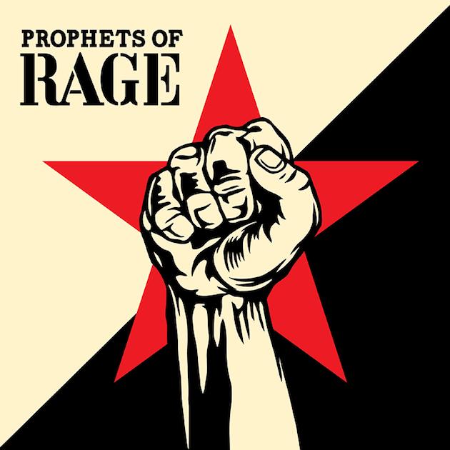 Prophets Of Rage – 'Hands Up' (Music Video)
