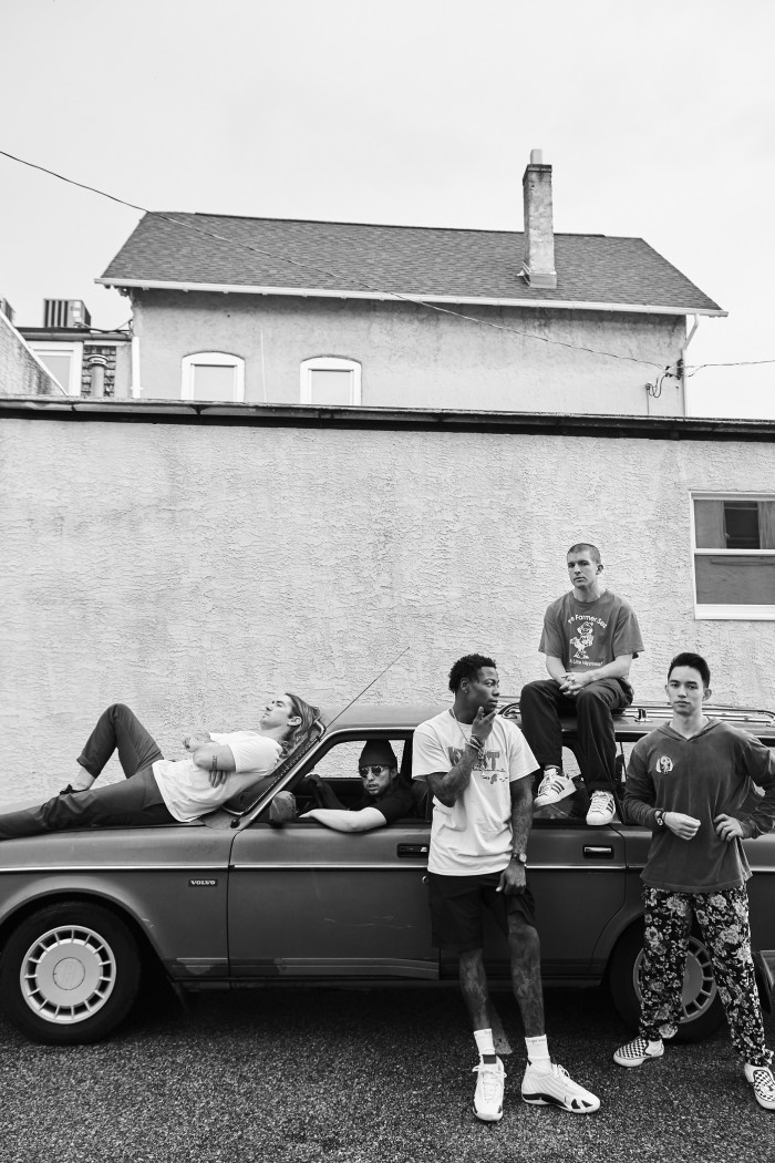 TURNSTILE RETURN WITH NEW SINGLE 'REAL THING'