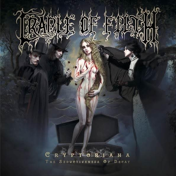 Cradle Of Filth 'Cryptoriana – The Seductiveness Of Decay'