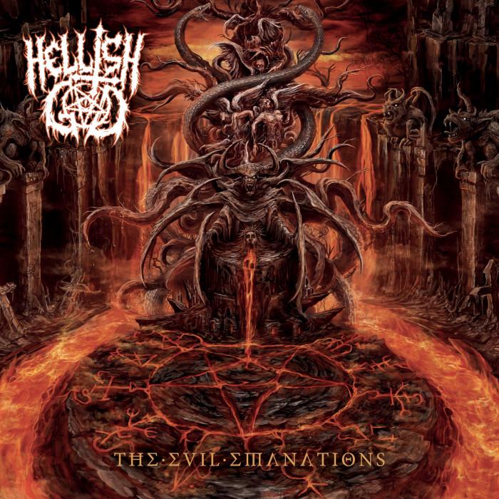 Hellish God 'The Evil Emanations'