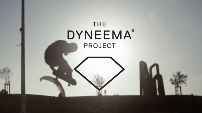 Skateboarding jeans with Dyneema® undergo the ultimate test