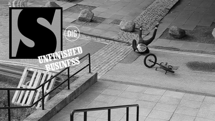 Substance BMX – 'Unfinished Business'