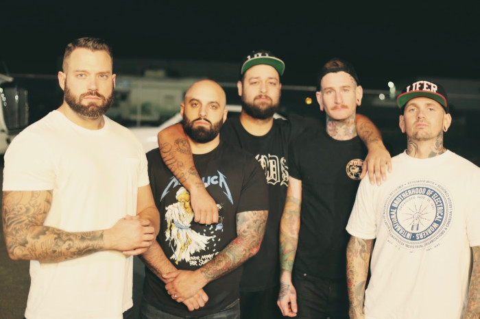 Lionheart release music video for 'Cursed'