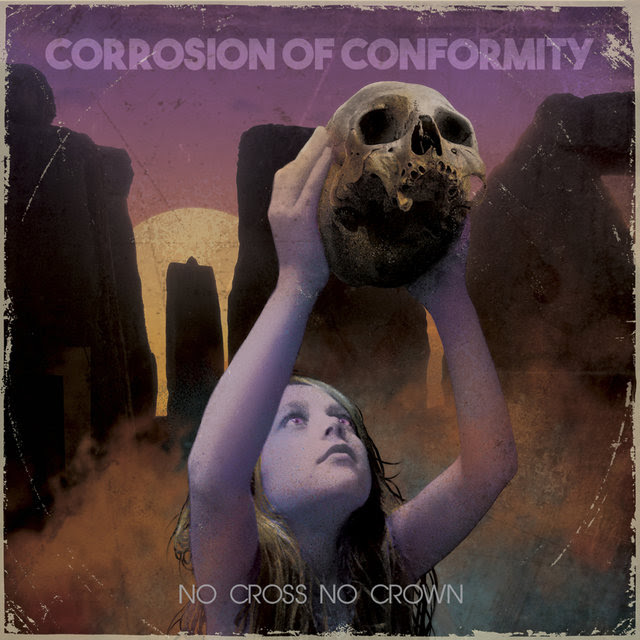 Corrosion Of Conformity – unveils 'Wolf Named Crow' video!