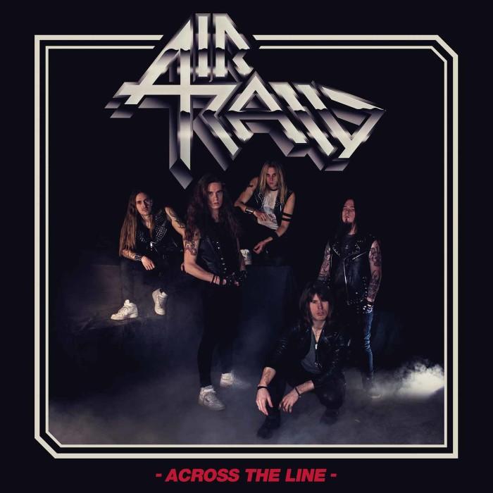 Air Raid 'Across The Line'