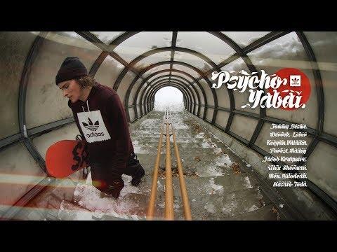 'Psycho Yabai' /// adidas Snowboarding