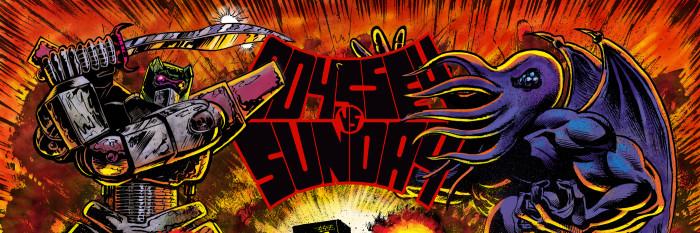 'Odyssey vs Sunday' / Team Sunday
