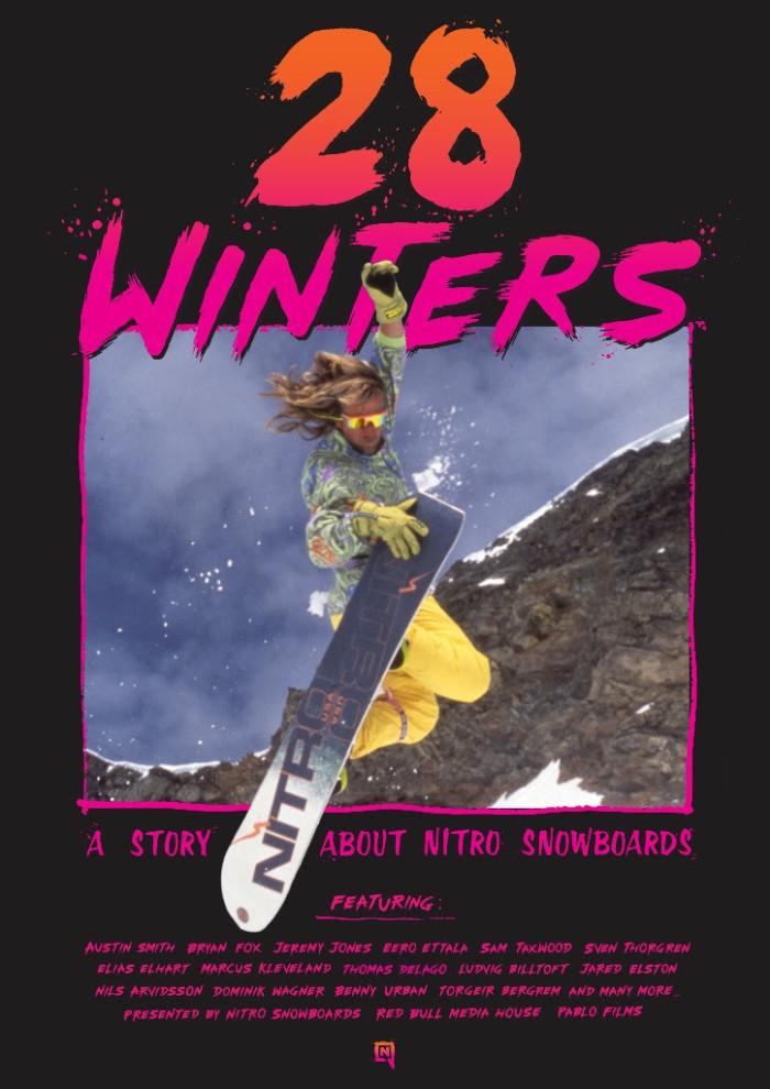 Nitro presents '28 Winters' – A full length film