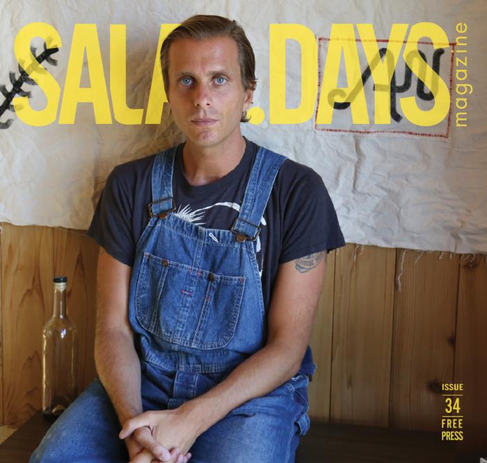 Awolnation: nuovo singolo e copertina Salad Days Mag #34