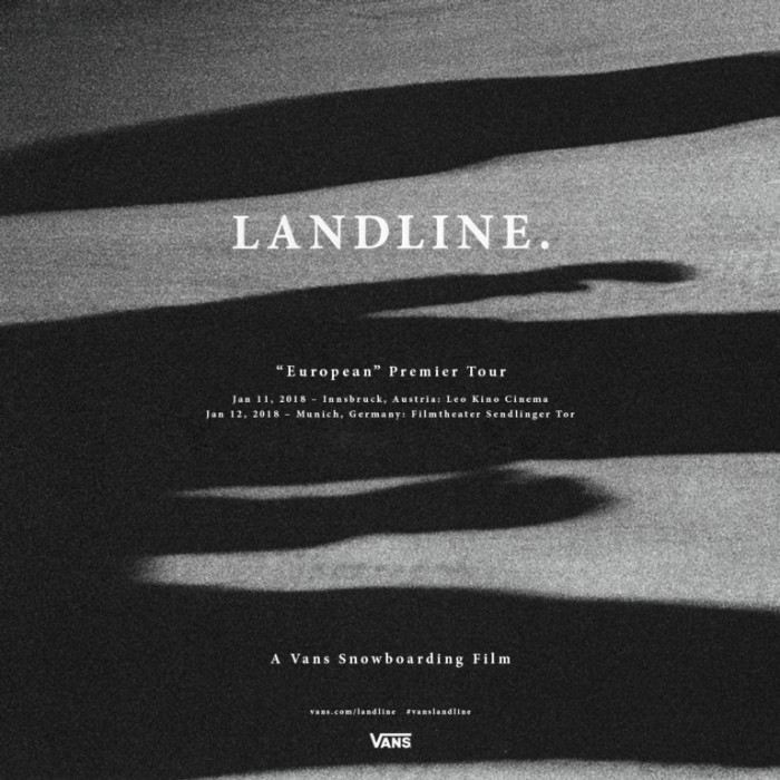 Vans presents 'Landline.' Official Trailer: Available January 26