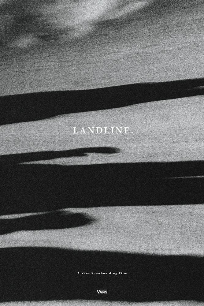 'Landline.' Vans' first global snowboarding film available worldwide on iTunes