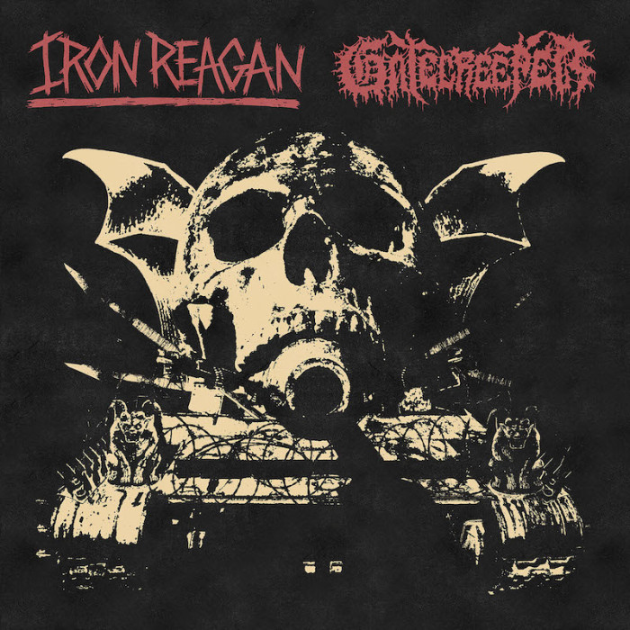 Iron Reagan and Gatecreeper announce split release; both bands premiere new song