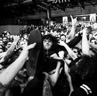 At The Drive In + Death From Above @ Alcatraz, Milano – photorecap