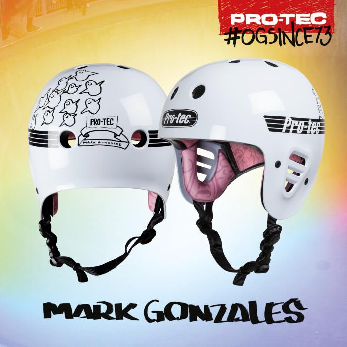 Pro-Tec x Mark Gonzales NYC