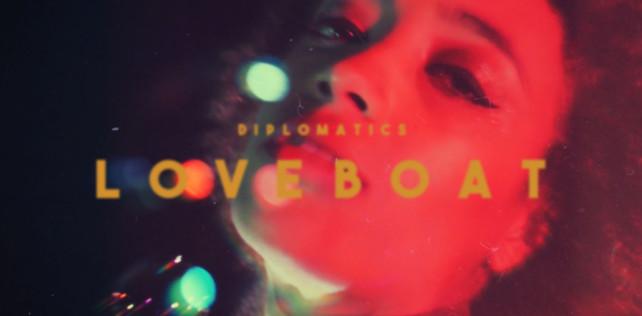 Diplomatics 'Love Boat' video premiere