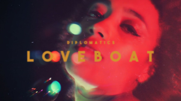 Diplomatics 'Love Boat' video premiere