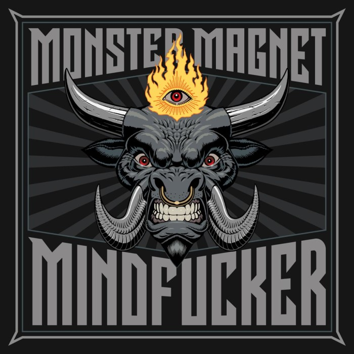 Monster Magnet – 'Mindfucker' (Official Video) | Napalm Records