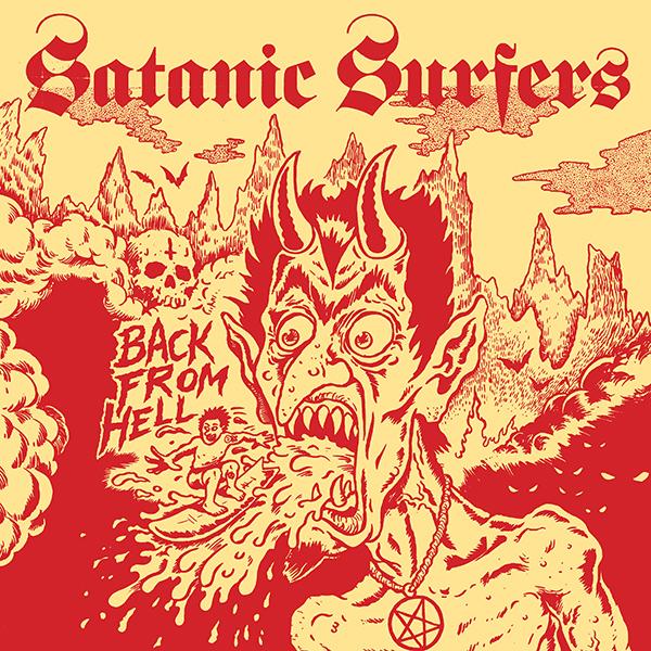 Satanic Surfers – 'Catch My Breath' new video