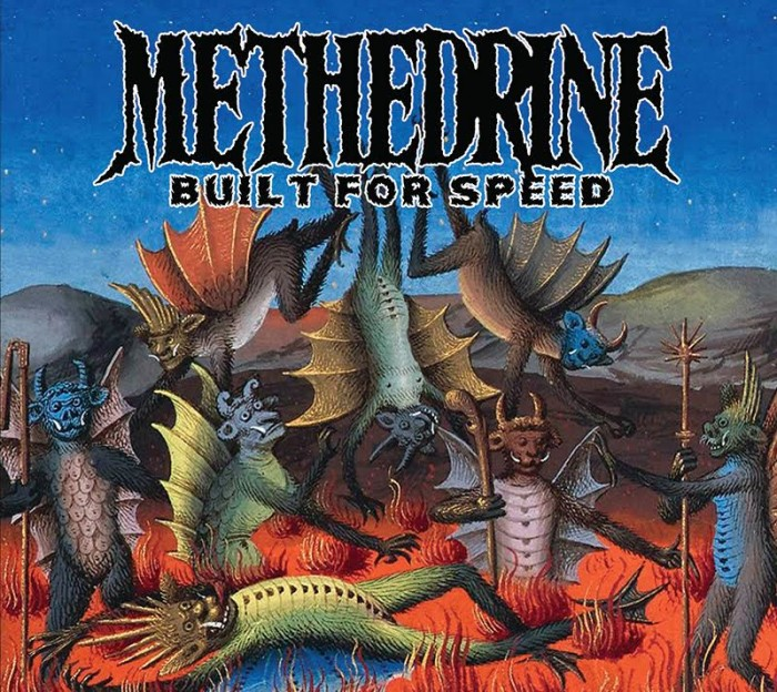 Methedrine 'Built For Speed'