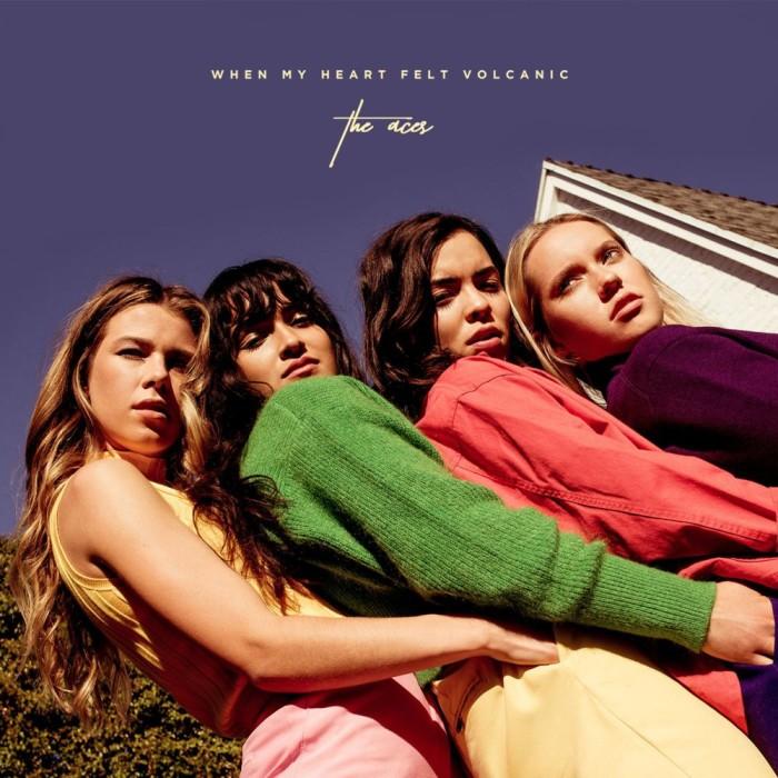The Aces: In arrivo il primo studio album 'When My Heart Felt Volcanic'